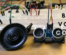 Automatic Distance Based Volume Control