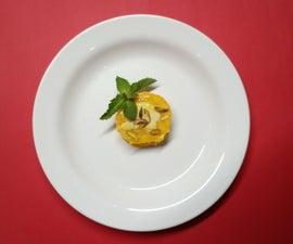 Frozen Stuffed Mango
