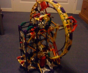 Knex 'Mouse Wheel' Ball Machine Lift