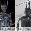 How to build Sauron The Lord Of The Robots