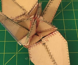 How to [fold] a Wooden Origami Crane