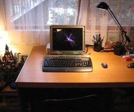 Custom-built Computer Monitor