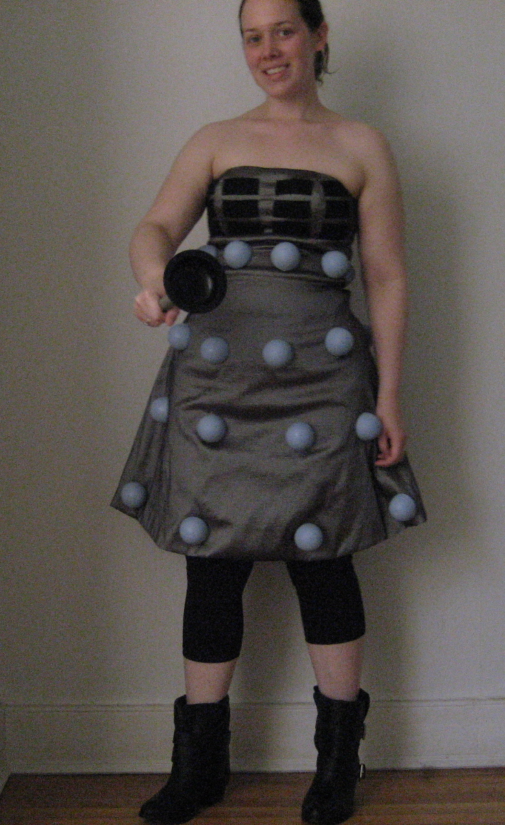 Picture of Doctor Who Dalek Dress