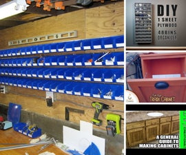 Crafter's & Tinkerer's Storage