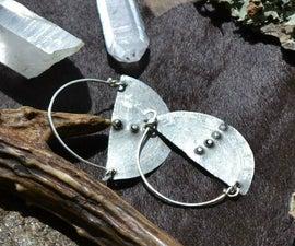 .:. BEER CAP EARRINGS .:.