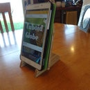 Flat Pack Tablet Stand