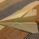 Prototype Special Paper Airplane