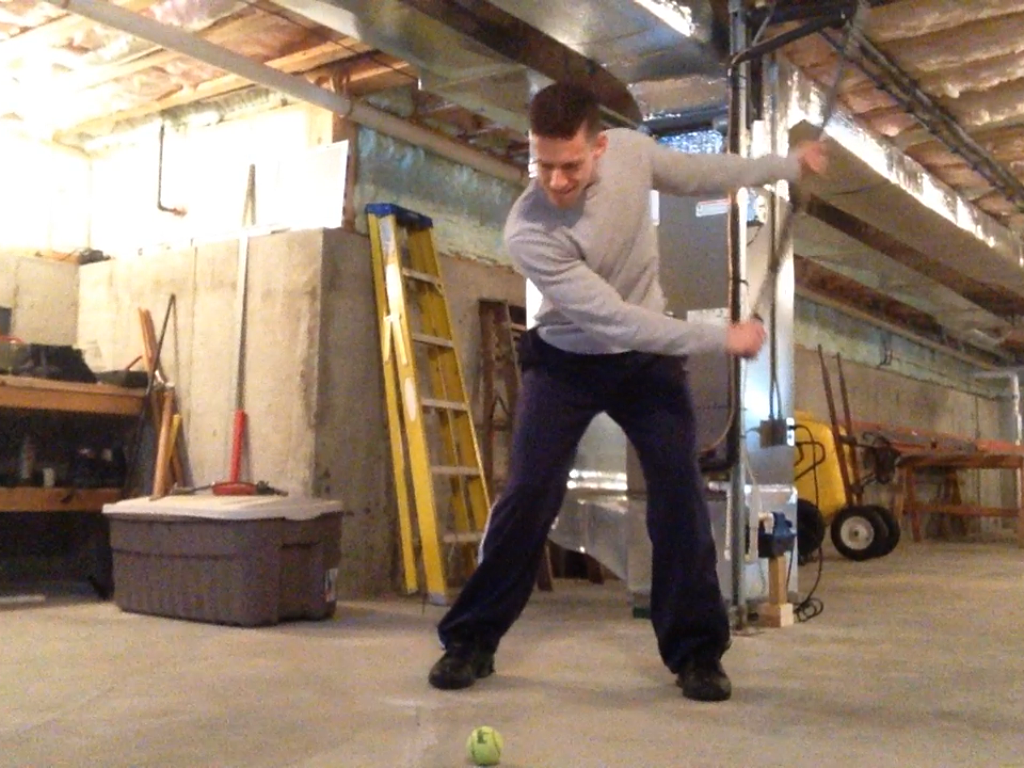 Picture of How to Take a Slap Shot