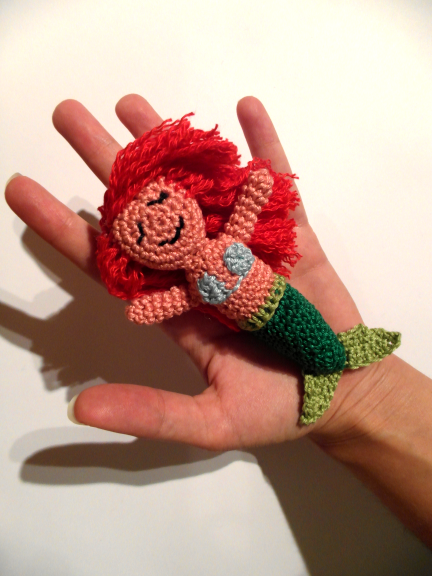 Picture of The Little Crochet Mermaid