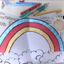 Kylo Ren / Matt - After The Rain Comes The Rainbow Card