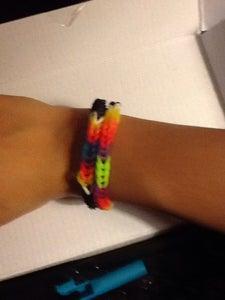 Black Rainbow Fishtail