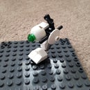 Lego Rocket Turret From Portal 2