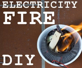 Electricity From Fire