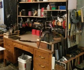 Workshop Space in a Rental Place