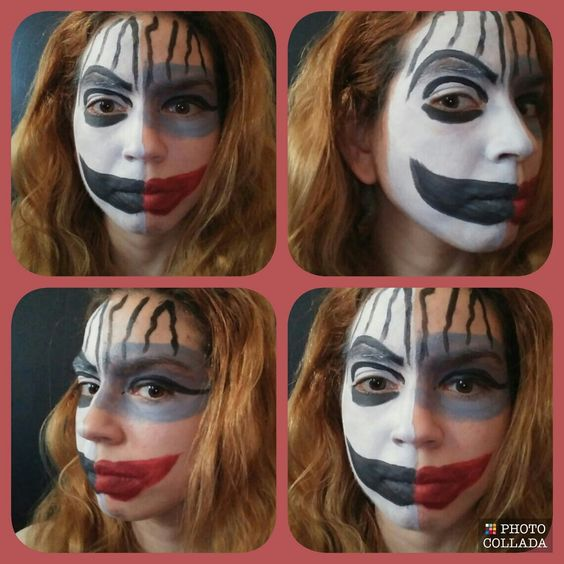 Picture of Tribute to Boy George Face Paint (Taboo Edition)