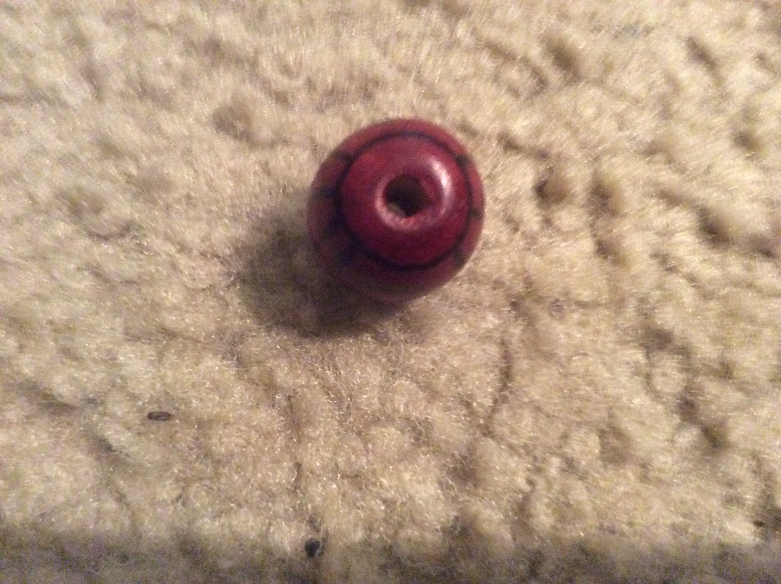 Picture of Bead #3: the Labyrinth