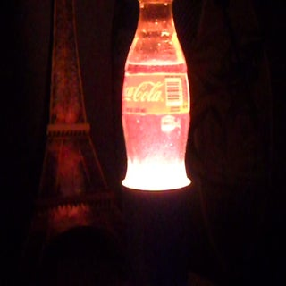 How to Make/replace a Lava Lamp W/ a COLA BOTTLE!