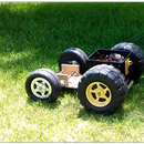 DIY RC/Arduino Ride-on jeep low cost conversion