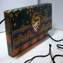 Turn a Note/Post Card Holder Into a Purse