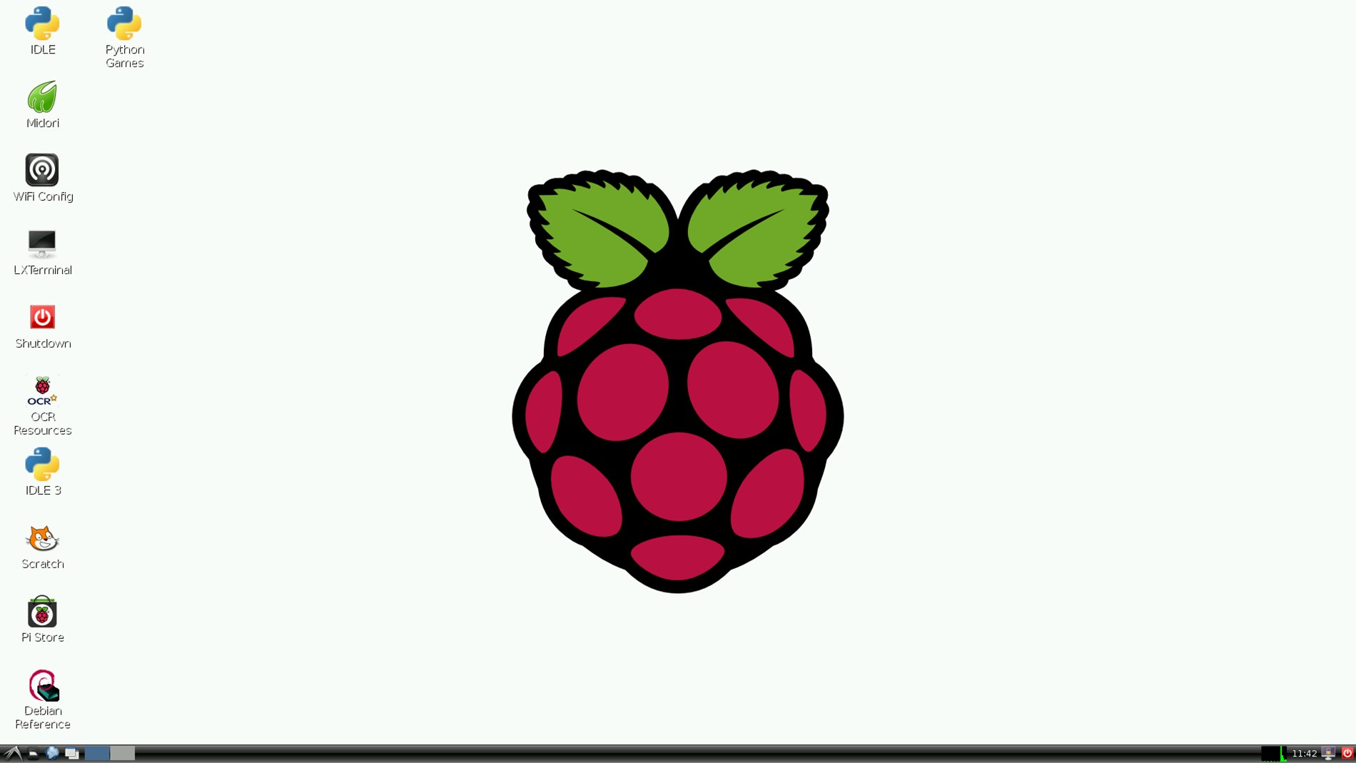 Picture of Install Raspbian