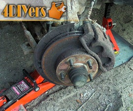 3 Causes of Uneven Brake Pad Wear