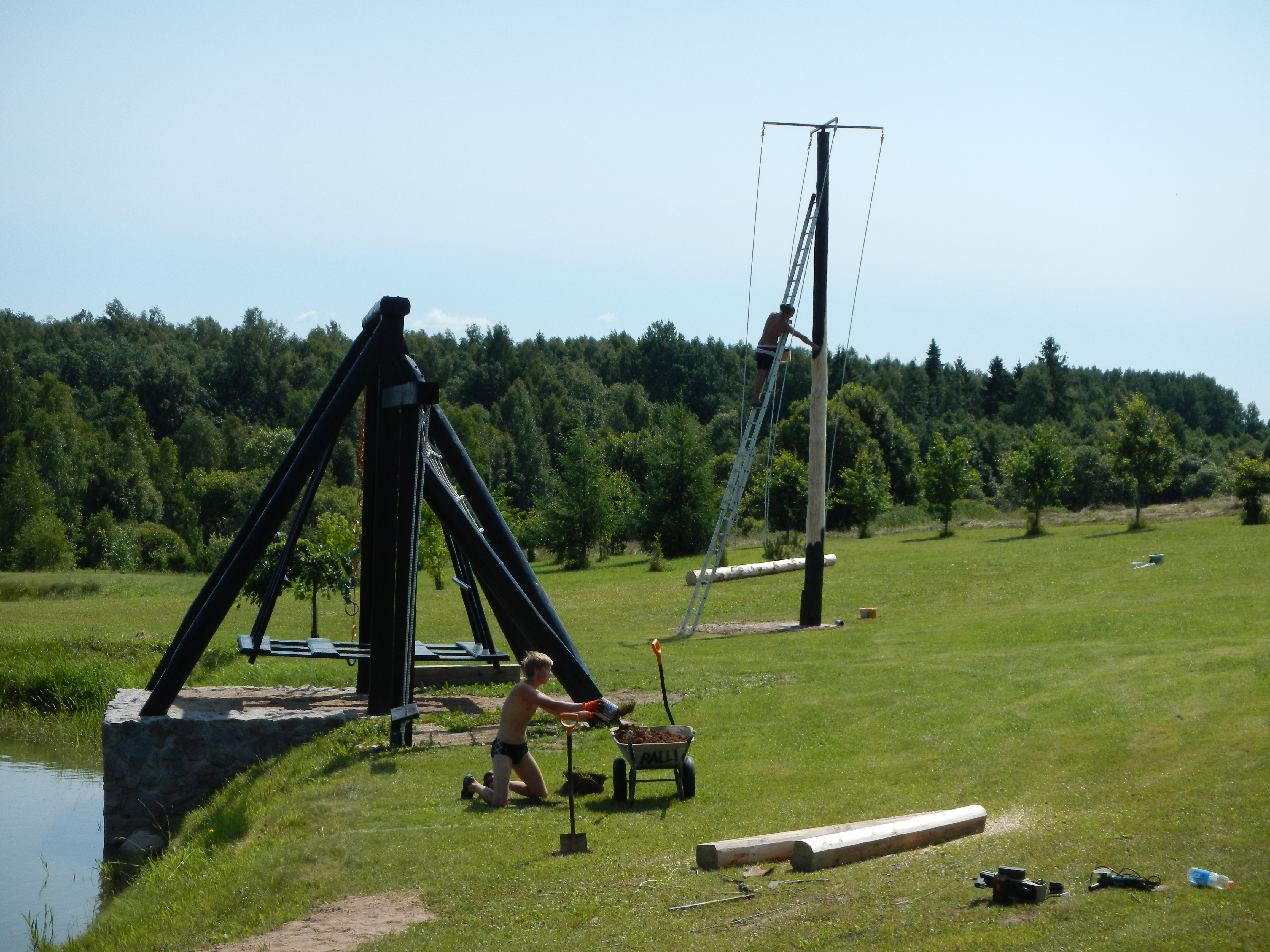 Picture of The Jousting Platform