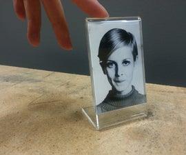 Custom Miniature Minimalist Picture Frame
