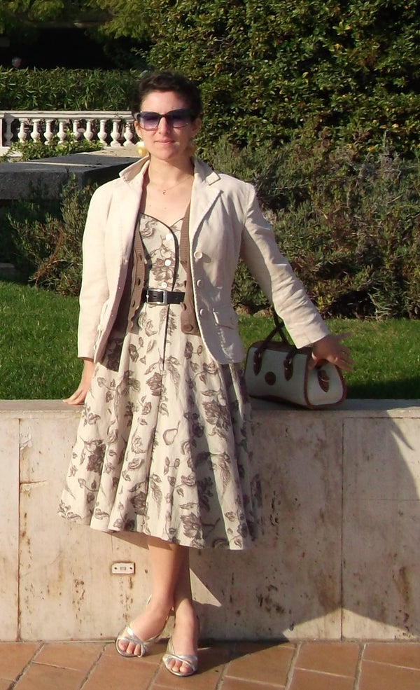 Hack Into 1950: How to Copy That Vintage Dress