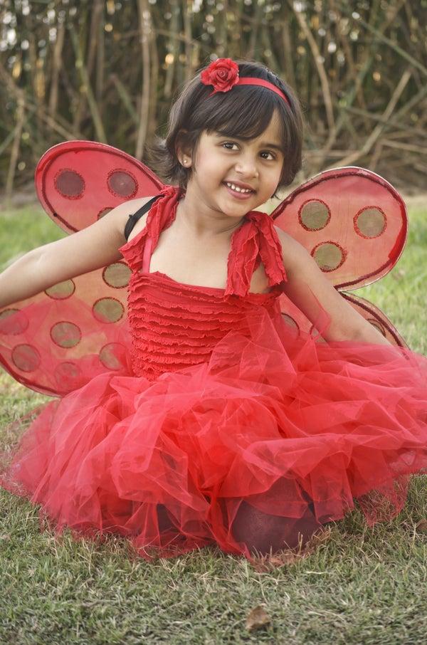 Ladybug Costume Tutorial