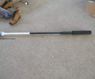Amtgard Hewing Spear