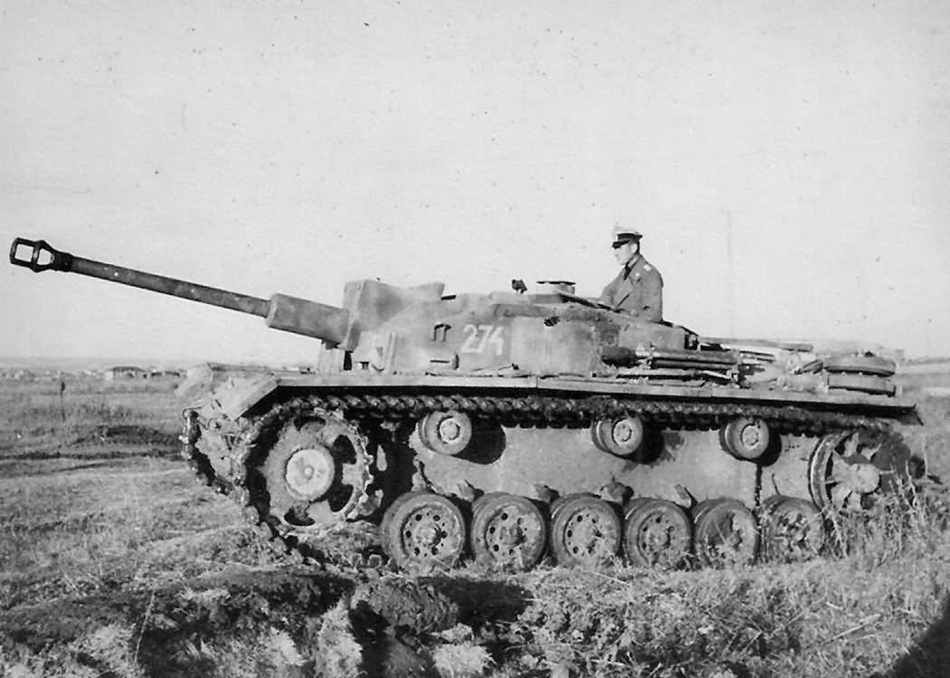 Picture of Carter's Lasercut Tank - StuG III Ausf. F
