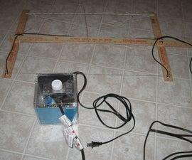 Hot wire foam cutter