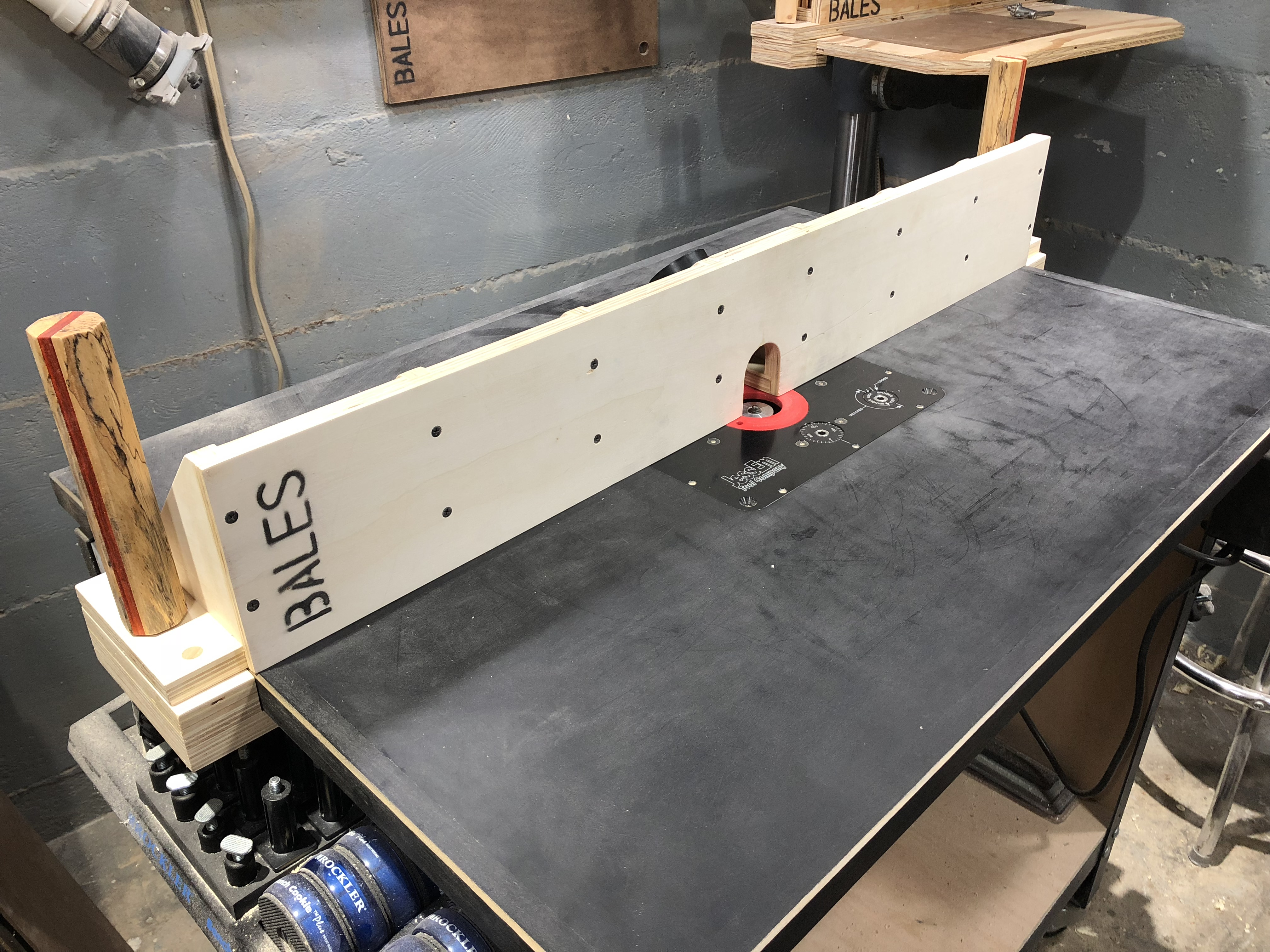 Picture of The Router Table Fence