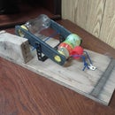 Non Lethal Homemade Mouse Trap