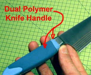 Designed by Touch: A Dual Polymer Knife Handle