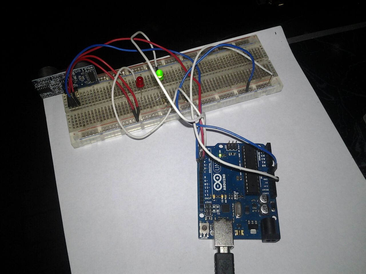 Picture of Testing More Sensors and Actuators