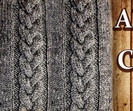 How to Knit a Braid Cable