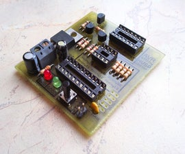 Repair dead AVR's - Attiny fusebit doctor (HVSP)
