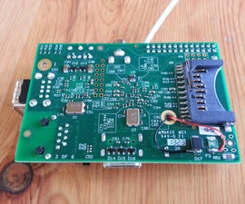Solder USB power cable to Raspberry Pi