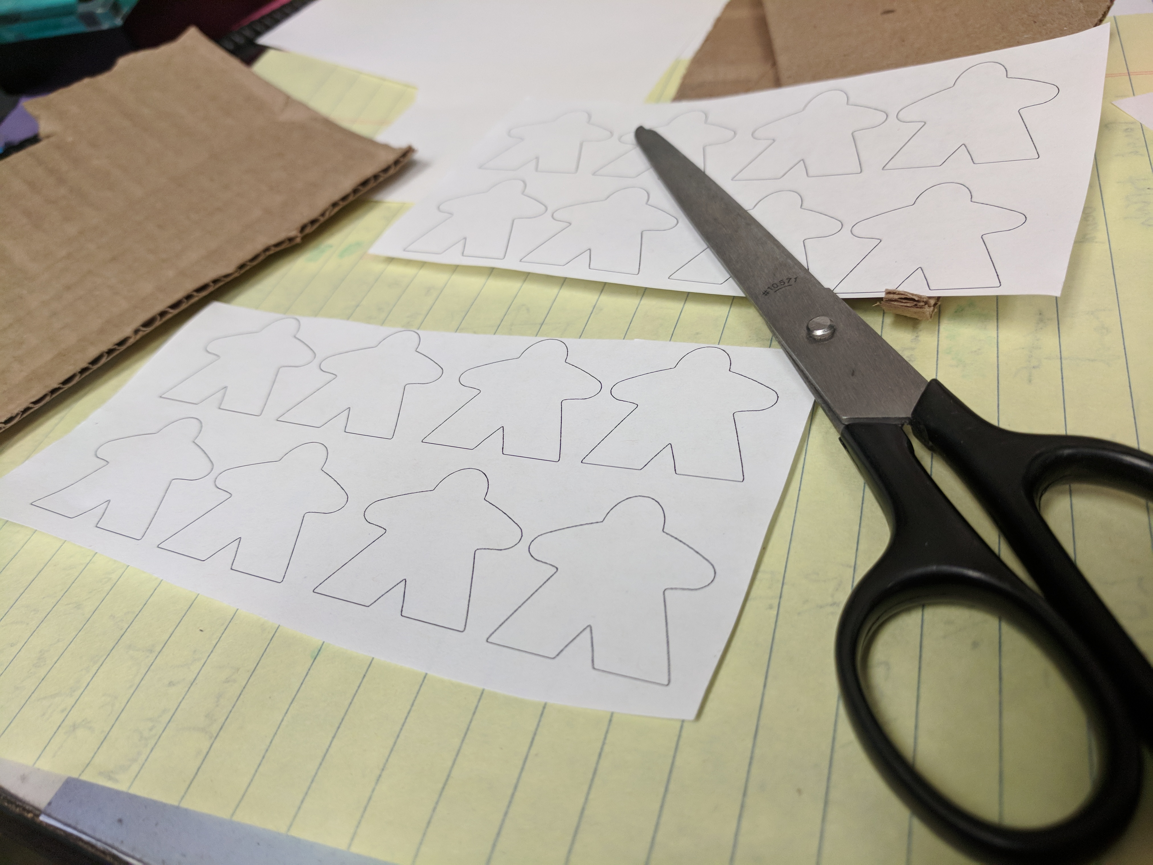 Picture of Making Meeple