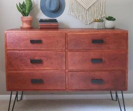 Dresser Restoration