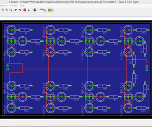 PCB Design in EAGLE