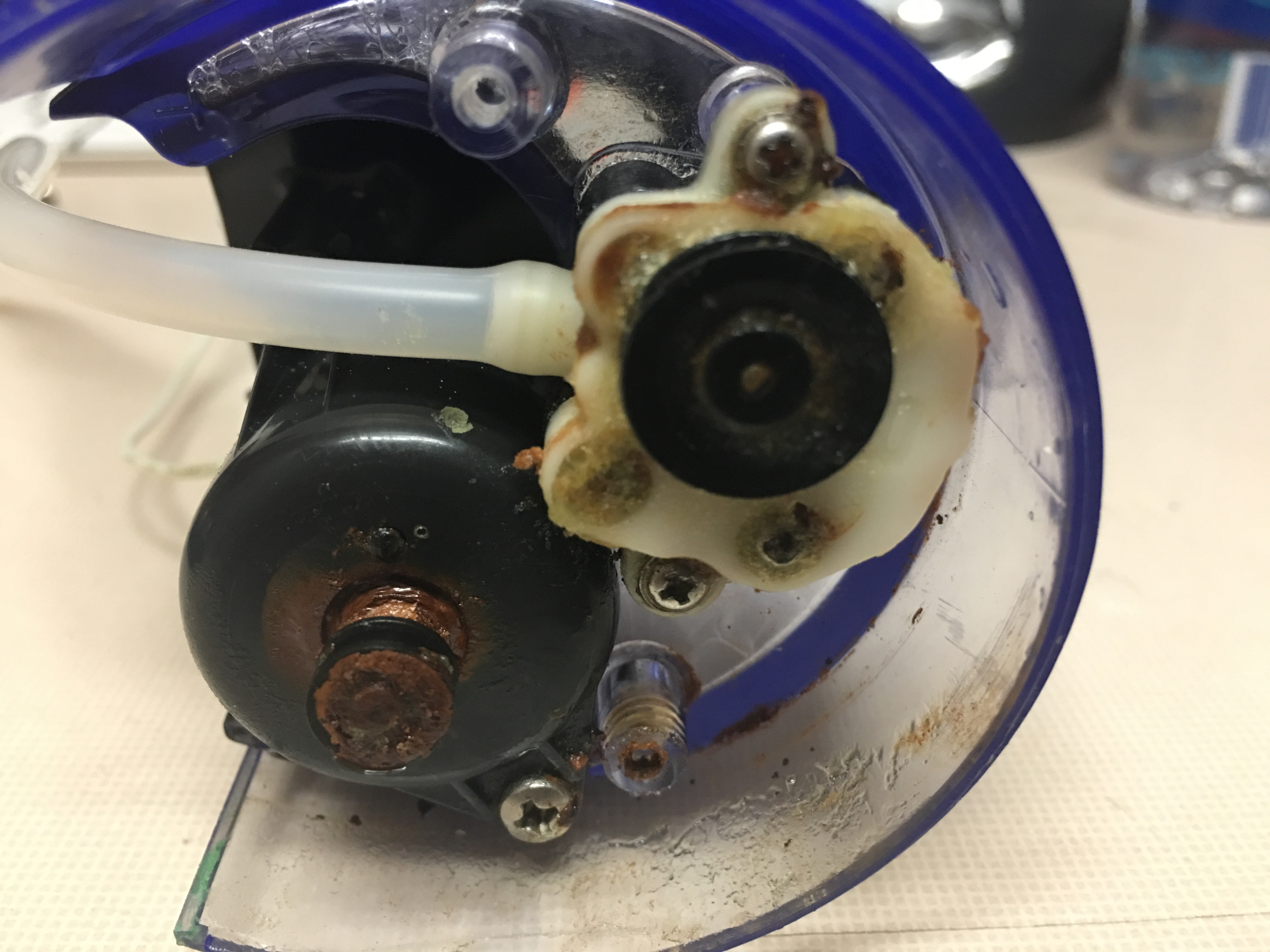 Picture of Remove and Clean the Pump
