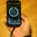 Smartphone Lanyard from Scrap Parts