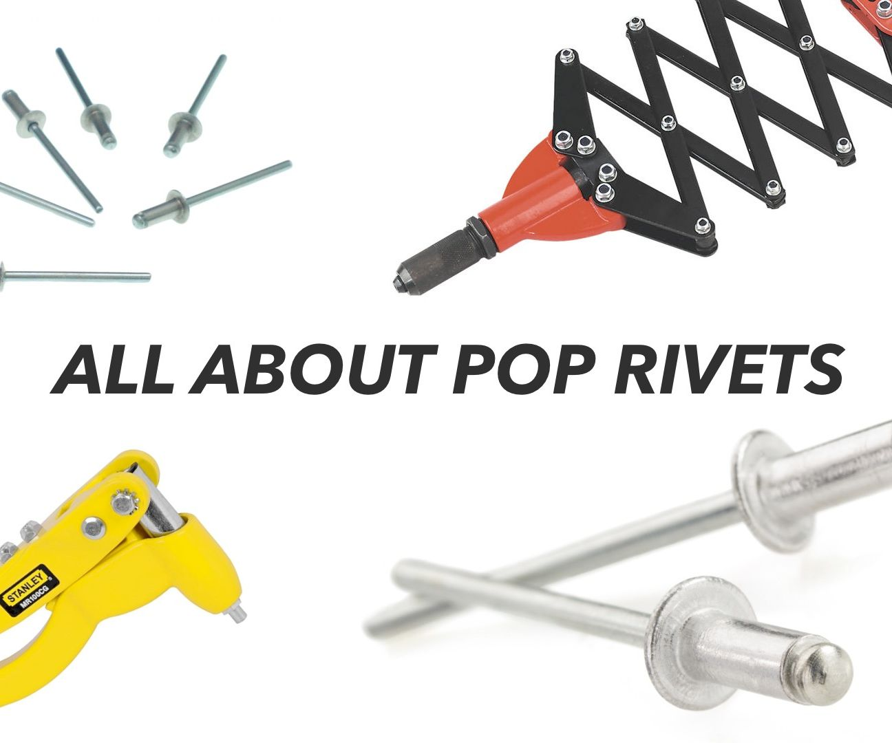 All About POP Rivets: 6 Steps