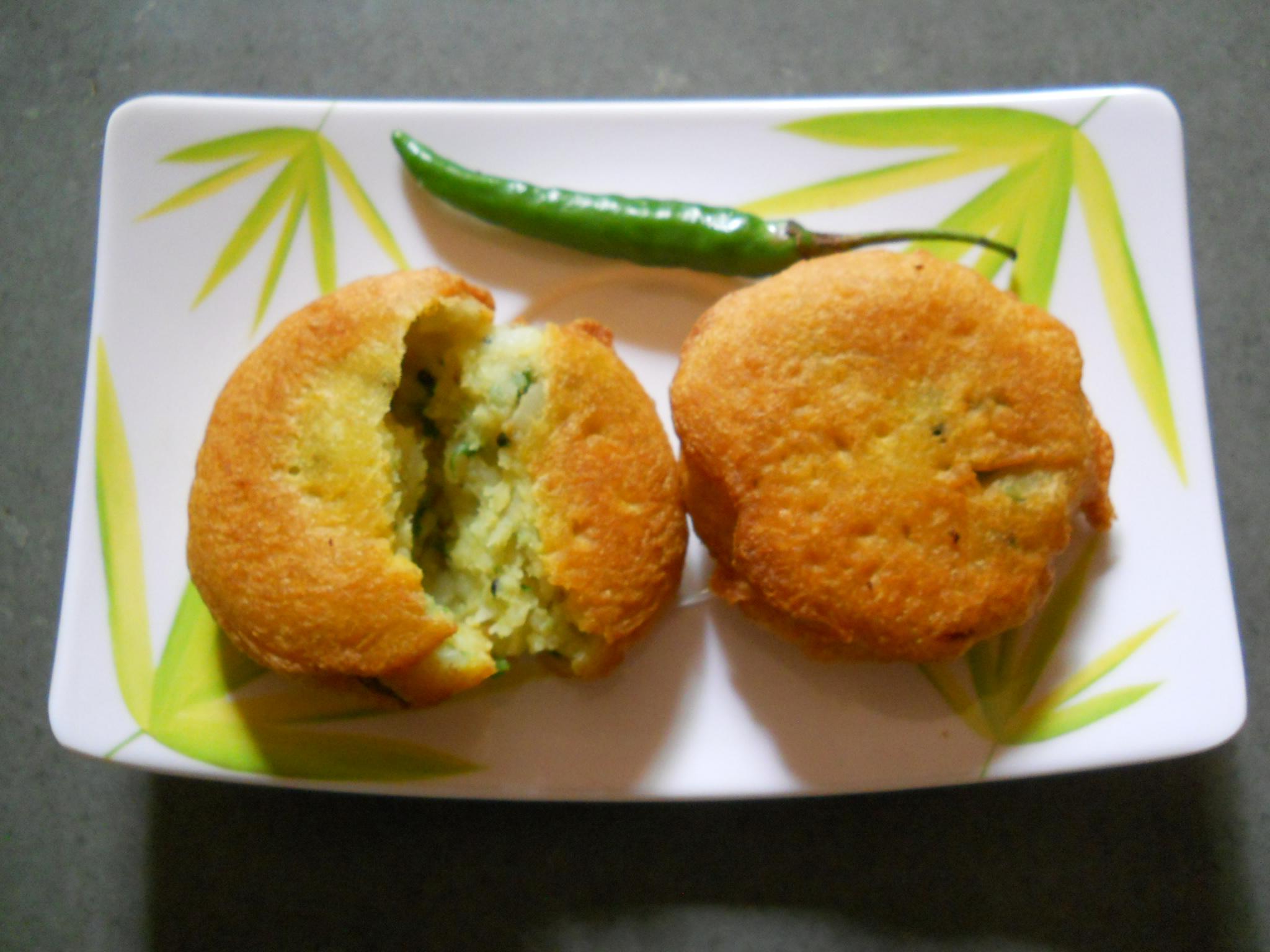 Picture of Mumbai Special Batata Wada