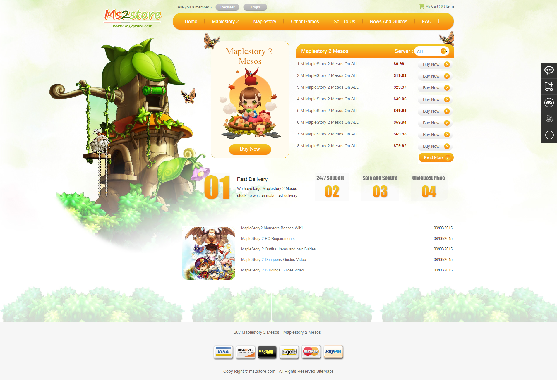 Picture of MS2Store.com