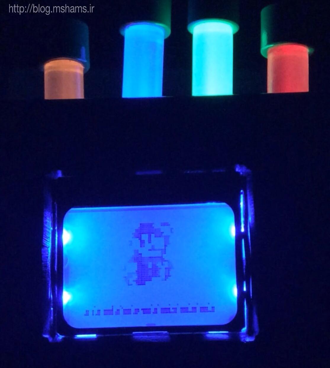 Picture of Arduino Mario Clock