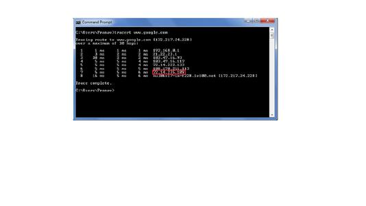 Tracing IP
