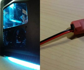 Small LED Strip Controller with LED Amp and Arduino Nano